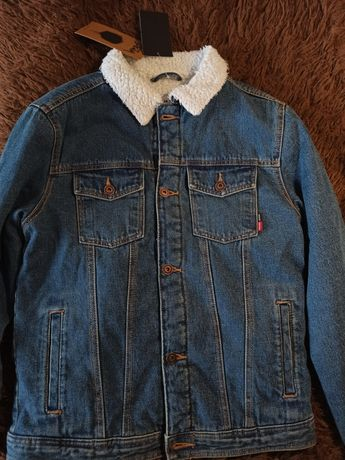 Джинсовая куртка Cropp (Zara, House Brand, Reserved, Pull & Bear)