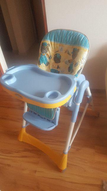 stolik dla maluszka siedzącego