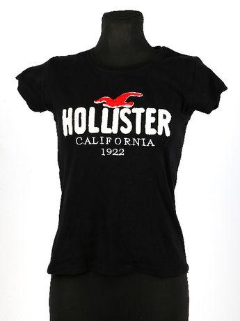 Koszulka damska tshirt Hollister rozmiar S 36 38 M