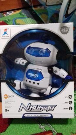 Robot jeździ świeci tańczy 3+
