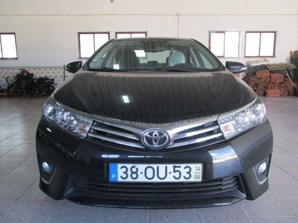 Toyota Corolla 1.3 VVT-i Pequeno Sinistro