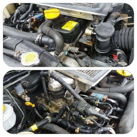 Motor de arranque Nissan terrano II