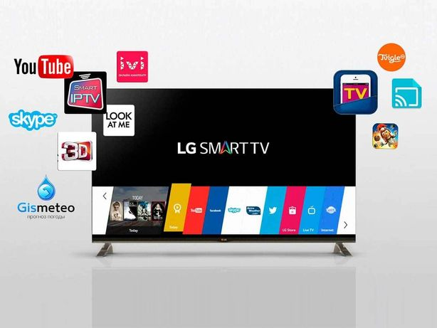 Налаштування Розблокування ТВ Samsung LG Смарт ТВ Приставки , Андроїд