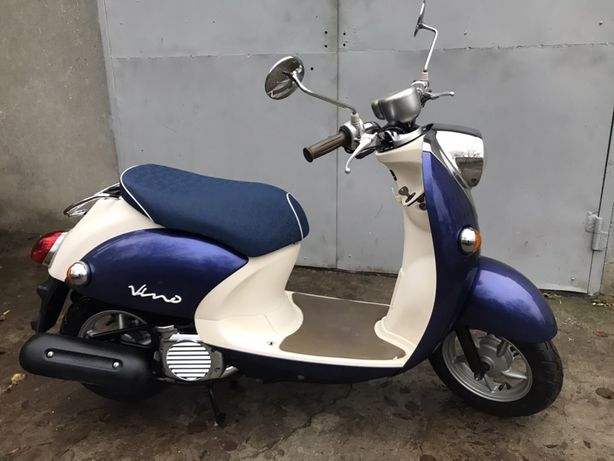Yamaha Vino 4T новый мопед СКЛАД