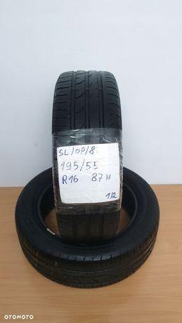 Opony Para Lato Continental 195/55/16 R16 87H