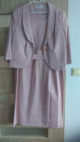 Sukienka z żakietem