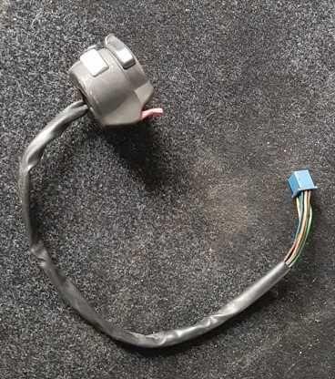 Interruptor piscas e luzes Tenere XTZ 660