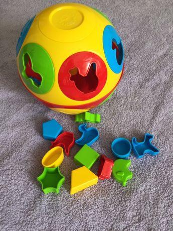 Розвивающая игрушка логика мяч