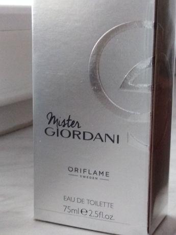 Perfumy Mister Giordani - Oriflame