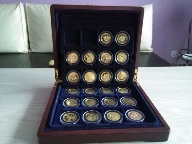 """Kolekcja medali Jana Pawła II """" Powołany do świętości """""""