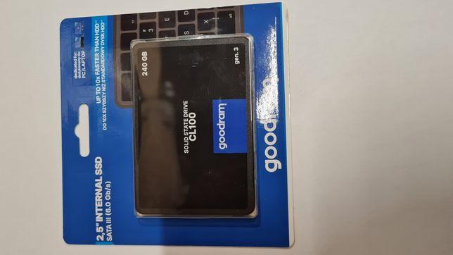 Продам SSD 240 GB CL100 SATA III 2,5″ GEN.3