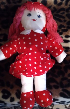 Кукла текстильная 50см высота