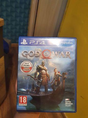 God of war playstation4
