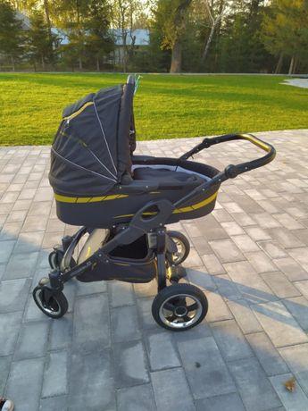 Wózek dziecięcy 3w1 TACO Captiva Slide - stan bardzo dobry!