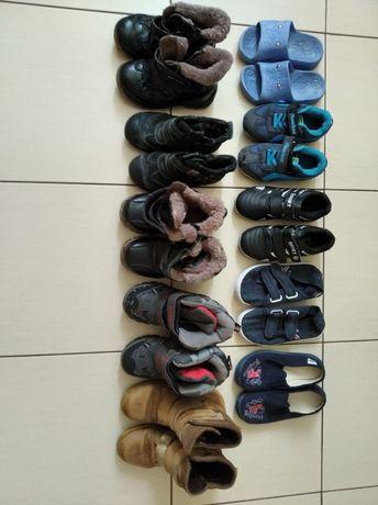 Комплект обуви для мальчика 3-5