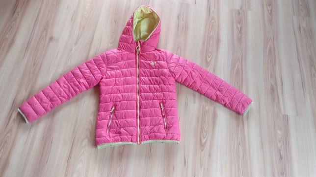 kurtka dziecięca jesieno - wiosenna  polar 4 sztuki 122 ; 140 ; 146 cm