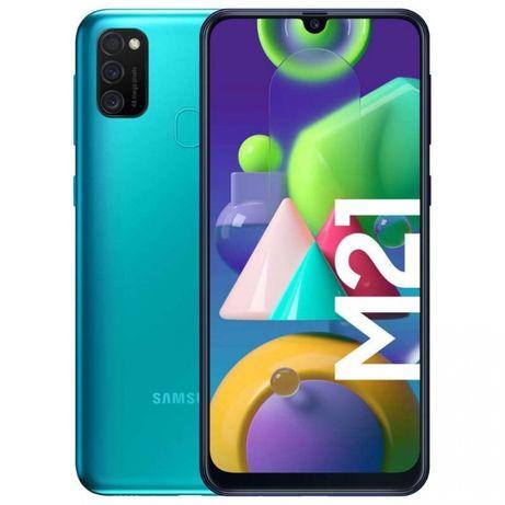 Продаю Samsung (Самсунг) Galaxy M21 (SM-M215F) 4/64GB с гарантией!