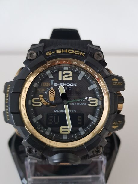 Casio g-shock gwg 1000gb