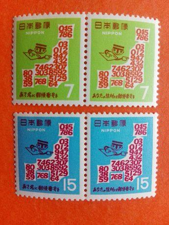 Japonia - wprowadzenie kodów pocztowych.
