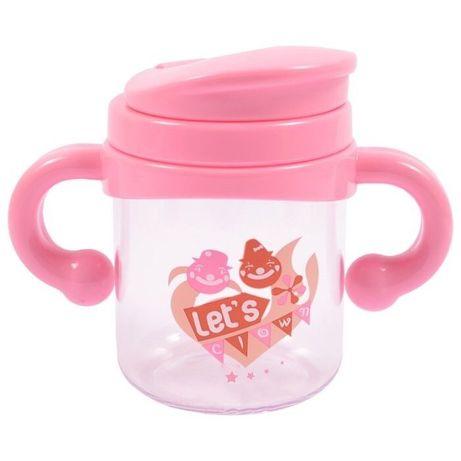 Чашка-непроливайка для малышей!