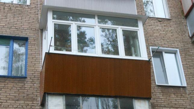 Скидка 15%. Балкон под ключ. Ремонт. Окна качественные