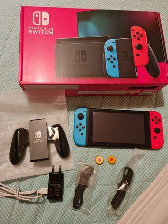 Nintendo Switch Leia anúncio  - Troco por Ps4 slim com jogos físicos.