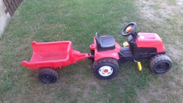 Traktor Na Pedały 2-3 latka