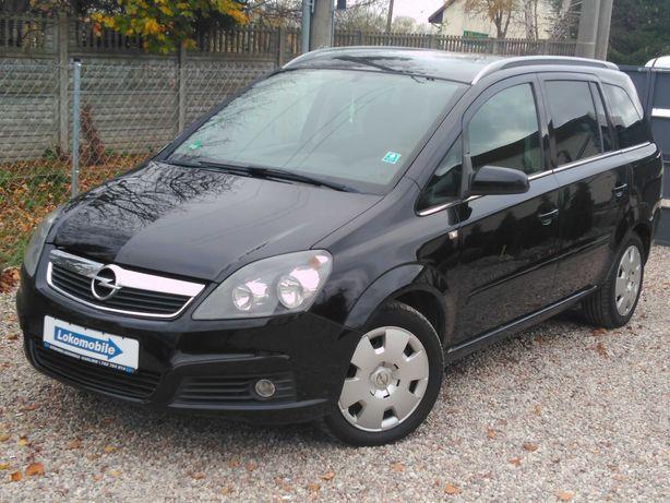 Opel Zafira 7 Miejsc 1.8 Benzyna 125 Koni Klimatyzacja