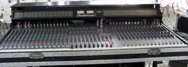 Mesa de Mistura Studiomaster Classic 8.