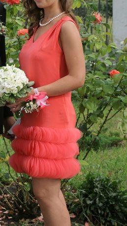 Платье emporio armani свадьба/выпускной/торжество/свидетельница/дружка