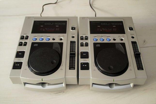 2 x Pioneer CDJ 100S Gwarancja Skup Zamiana DJM 250/300/350/400