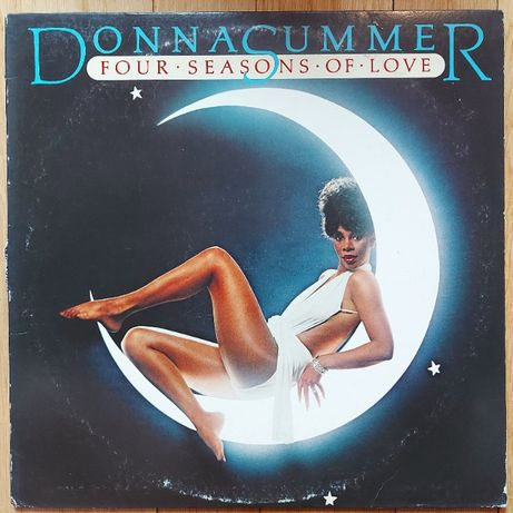 Donna Summer, Four Seasons Of Love, USA, 11 Oct 1976, bdb- (EX-/EX-)
