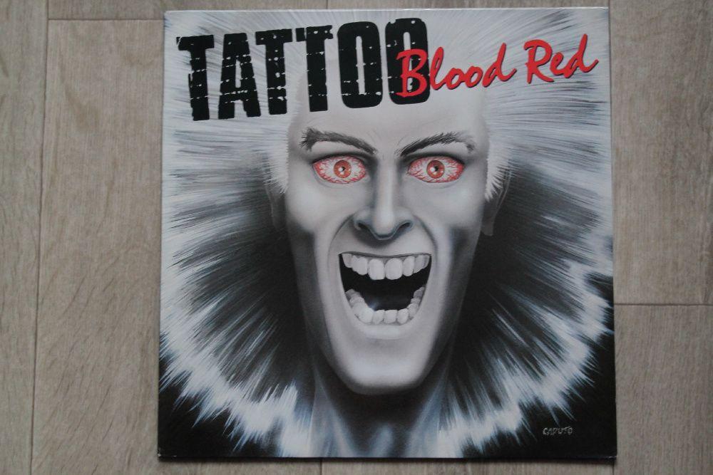 Tattoo - Blood Red, 1988, Metal Blade Records Мариуполь - изображение 1