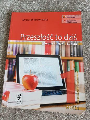 Przeszłość to dziś Krzysztof Mrowcewicz polski klasa 1