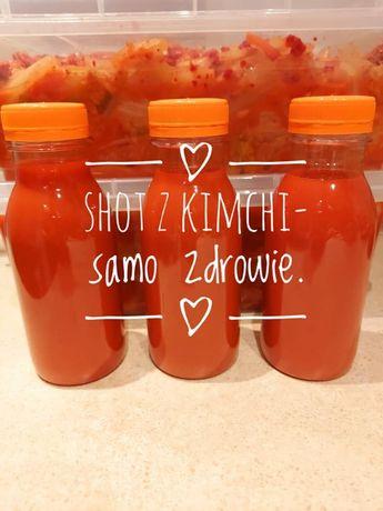 Kiszone samo zdrowie- soki z kiszonych warzyw