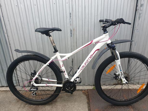 Szwajcarski rower MTB California** duże koła **hamulce tarczowe **