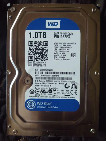 Жёсткие диски WD blue 1000Gb