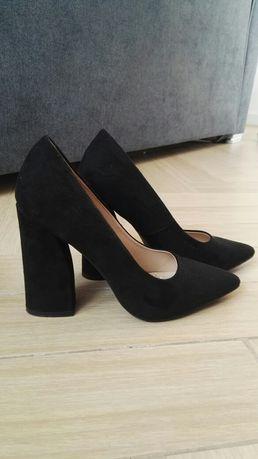Raid Piękne buty zamszowe rozmiar 37