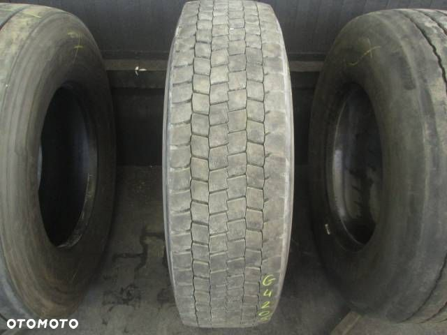 315/80R22.5 Bridgestone Opona ciężarowa Napędowa 7.5 mm Ksawerów - image 1