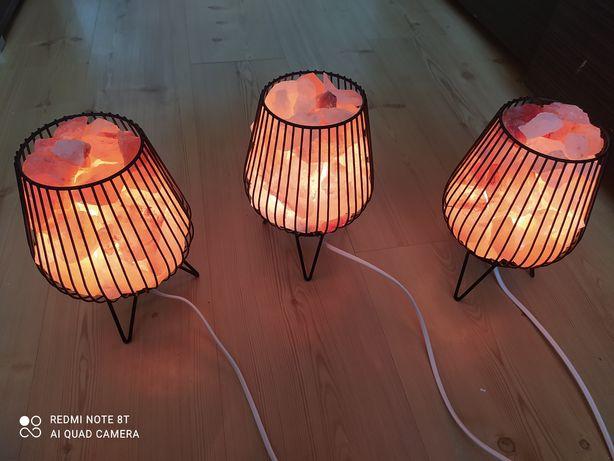 Lampka solna, lampka nocna.