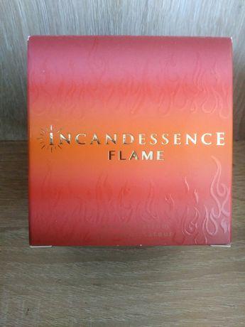 Incadessence flame