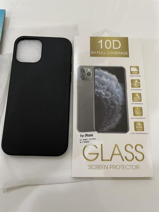 Case x 2 Iphone 12 Pro plus szkło Kluczbork - image 1