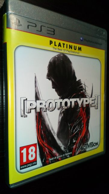 Gra PS3 Prototype Platinum gry PlayStation 3 Sniper Uncharted