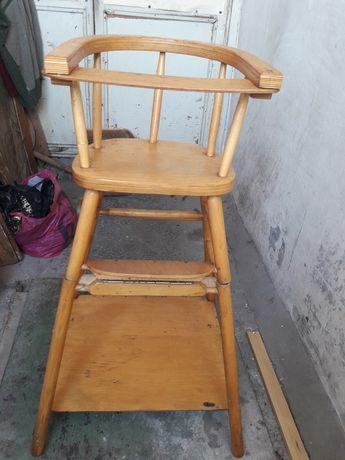 Детский стулик,столик.