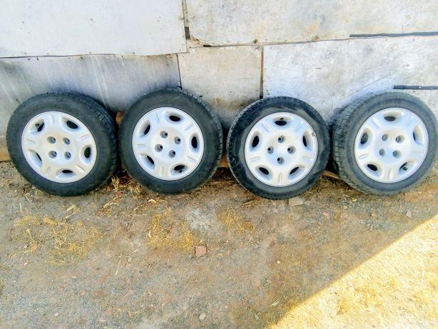 Jantes Peugeot citroen 4x108