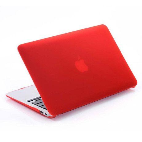 Capa protetora para Macbook Air 13 vermelho - Matte
