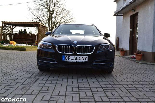 BMW Seria 5 Zadbane ! Opłacone ! Bez wkładu !