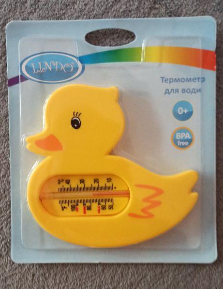 Термометр детский для воды LINDO