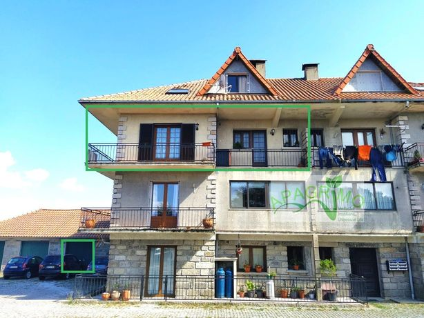 Apartamento na Vila de Penedono