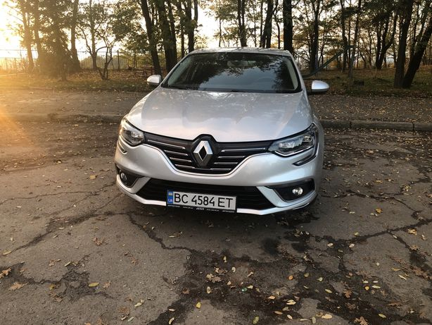 Renault Megane 1,5 Official